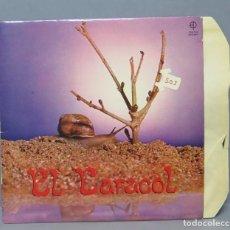 Discos de vinilo: LP. EL CARACOL. S.O.S. Lote 151544450