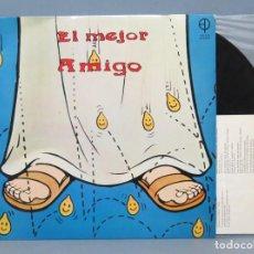 Discos de vinilo: LP. EL MEJOR AMIGO. MARÍA SARDENBERG . Lote 151544930