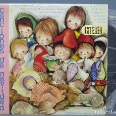 Discos de vinilo: LP. CANCIONES DE NAVIDAD. CORO INFANTIL . Lote 151545878