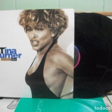 Discos de vinilo: TINA TURNER SIMPLY THE BEST SPAIN LP 1991 PDELUXE. Lote 151548950