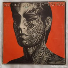 Discos de vinilo: LP / THE ROLLING STONES / TATTOO YOU / 10C 068-064.533 / 1981. Lote 151550726