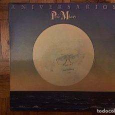 Discos de vinilo: PABLO MILANÉS ?– ANIVERSARIOS SELLO: MOVIEPLAY ?– 171532/5 SERIE: SERIE GONG – FORMATO: VINYL, LP . Lote 151553450