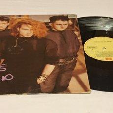"""Discos de vinilo: HÉROES DEL SILENCIO - HÉROES DEL SILENCIO, MAXI-SINGLE 12"""", 1987, ESPAÑA. Lote 151561889"""