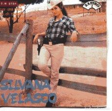 Discos de vinilo: SILVANA VELASCO / SE DE UN LUGAR + 3 (EP 1965). Lote 151579130