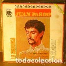 Discos de vinil: JUAN PARDO (SINGLE 1969) LA CHARANGA - YA SE ACABO. Lote 151579230