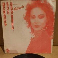 Discos de vinilo: PALOMA SAN BASILIO / BAILANDO / SG-HISPAVOX - 1982 / MBC. ***/***. Lote 151583202