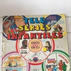 Discos de vinilo: LP TELESERIES INFANTILES 1986. Lote 151593621