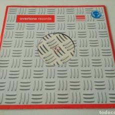 Discos de vinilo: FRENCH VS. FABIAN - BLUE TECH E.P.. Lote 151593706