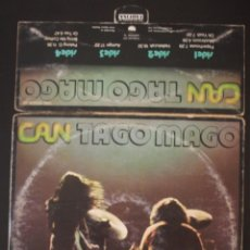 Discos de vinilo: CAN TAGO MAGO 1ª EDICIÓN INGLESA. Lote 151599170