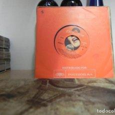 Discos de vinilo: GLORIA GAYNOR - SINGLE LET ME KNOW - ONE NUMBER ONE (VER FOTO VER ESTADO FUNDA O CARATULA) . Lote 151618534