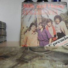 Discos de vinilo: MILK AND HONEY - HALLELUJAH - PRIMER PRECIO EUROVISION 1979 (VER FOTO VER ESTADO FUNDA O CARATULA) . Lote 151619350