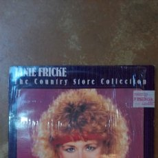 Discos de vinilo: JANIE FRICKE ‎– THE COUNTRY STORE COLLECTION . LP VINILO BUEN ESTADO.. Lote 151621082