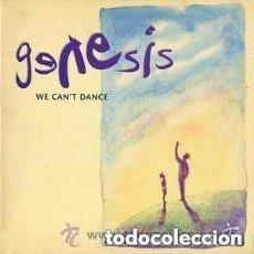 Discos de vinilo: GENESIS - WE CAN´T DANCE - DOBLE LP SPAIN 1991. Lote 151632066