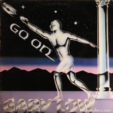 Discos de vinilo: GARY LOW - GO ON - LP SPAIN 1983. Lote 151636626