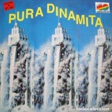 Discos de vinilo: PURA DINAMITA - DOBLE LP AREA INTERNACIONAL 1994. Lote 151640186