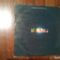 Discos de vinilo: SIMPLE MINDS-REAL LIFE.LP ESPAÑA. Lote 151640234