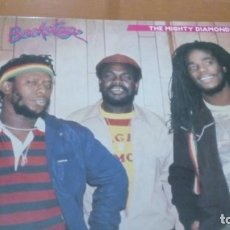 Discos de vinilo: BACKSTAGE THE MIGHTY DIAMOND LP. Lote 151643494