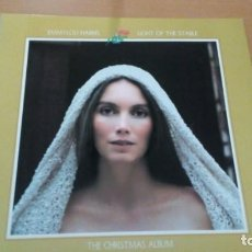 Discos de vinilo: EMMYLOU HARRIS LIGHT OF THE STABLE THE CHRISTMAS ALBUM LP SPAIN. Lote 151644950