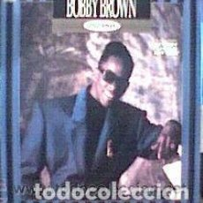 Discos de vinilo: BOBBY BROWN / RONI / MAXI-SINGLE 12 PULGADAS. Lote 151653134
