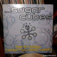 Discos de vinilo: THE SUGARCUBES - HERE TODAY, TOMORROW NEXT WEEK. Lote 151670910