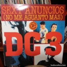 Discos de vinilo: SEXY ANUNCIOS - NO ME AGUANTO MAS. Lote 151670946