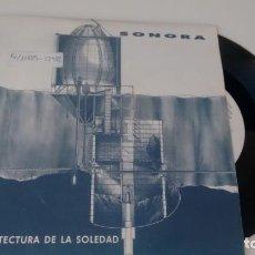 Discos de vinilo: SINGLE (VINILO)-PROMOCION- DE SONORA AÑOS 90. Lote 151673834