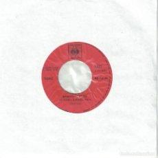Discos de vinilo: ROBERTO CARLOS - EU DARIA A MINHA VIDA / FIQUEI TAO TRISTE (SINGLE ESPAÑOL, CBS 1970). Lote 151677070