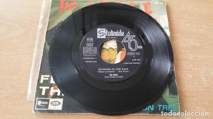 Discos de vinilo: 2 Single THE MOVE Blackberry Way / Flowers in the rain - año 1967 68 Spain - Foto 5 - 78533657