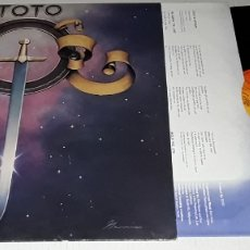 Discos de vinilo: LP - TOTO - CLUB EDITION - MADE IN GERMANY - TOTO. Lote 151688056