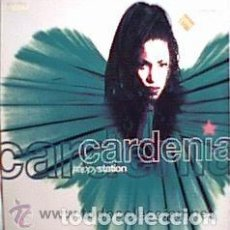 Discos de vinilo: HAPPY STATION / CARDENIA / MAXI-SINGLE 12'. Lote 151688122