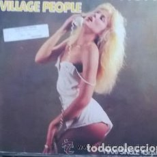 Discos de vinilo: VILLAGE PEOPLE / SEX OVER THE PHONE / MAXI-SINGLE 12 PULGADAS. Lote 151688278