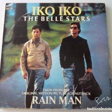 Discos de vinilo: IKO IKO / THE BELLE STARS / MAXI-SINGLE 12 INCH. Lote 151688874