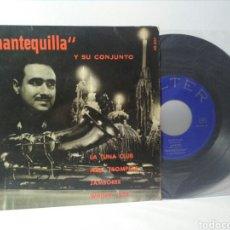 Discos de vinilo: EP SINGLE MANTEQUILLA Y SU CONJUNTO. Lote 151714166