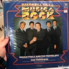 Discos de vinilo: LP HISTORIA DE LA MUSICA ROCK. Lote 151716922