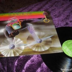 Discos de vinilo: SCORPIONS LP FLY TO THE RAINBOW MADE IN SPAIN 1985. Lote 151718410