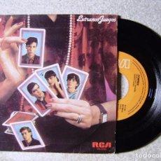 Discos de vinilo: ZOMBIES.EXTRAÑOS JUEGOS+1. Lote 151757222
