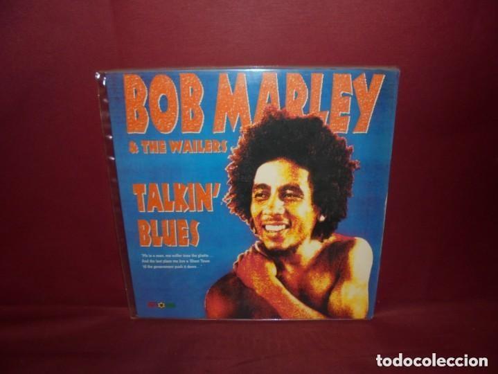 BOB MARLEY - TALKING BLUES (Música - Discos de Vinilo - EPs - Reggae - Ska)