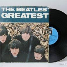 Discos de vinilo: DISCO LP DE VINILO - THE BEATLES GREATEST - EMI ODEON ELECTROLA - 1973. Lote 151800040