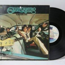 Discos de vinilo: DISCO LP DE VINILO- THE SUZI QUATRO STORY/12 GOLDEN HITS -EMI ELECTROLA 1975-PORTADA ABIERTA GERMANY. Lote 151801476