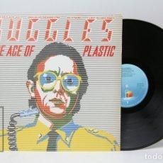 Discos de vinilo: DISCO LP DE VINILO - BUGGLES / THE AGE OF PLASTIC - ISLAND - 1979 - CON ENCARTE. Lote 151804485
