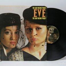 Discos de vinilo: DISCO LP DE VINILO - THE ALAN PARSONS PROJECT / EVE - ARISTA - 1979 - PORTADA ABIERTA. Lote 151805041