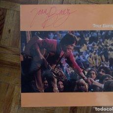 Discos de vinilo: JOAN BAEZ ?– TOUR EUROPEA SELLO: PORTRAIT ?– PRT 32173 SERIE: PRECIO REDONDO – FORMATO: VINYL, LP . Lote 151807454