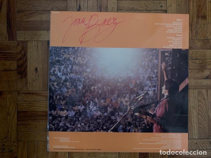 Discos de vinilo: Joan Baez ?– Tour Europea Sello: Portrait ?– PRT 32173 Serie: Precio Redondo – Formato: Vinyl, LP - Foto 2 - 151807454