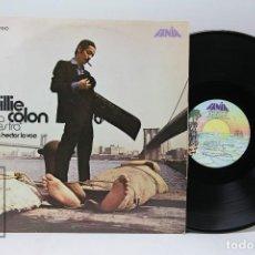 Discos de vinilo: DISCO LP DE VINILO -WILLIE COLON / COSA NUESTRA - HECTOR LA VOE - FANIA - 1972. Lote 151811194