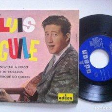 Discos de vinilo: LUIS AGUILE - PREGUNTASELO A FRIZZI - EP 1964 - ODEON. Lote 151811494
