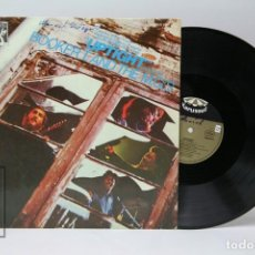 Discos de vinilo: DISCO LP DE VINILO - UPTIGHT / BOOKER T. AND THE M.G'.S - ORIGINAL SOUND TRACK - KARUSSELL - 1972. Lote 151817086