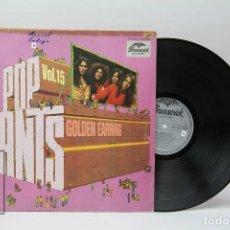 Discos de vinilo: DISCO LP DE VINILO - POP GIANTS VOL. 15 / GOLDEN EARRING - BRUNSWICK - 1970 - GERMANY. Lote 151824630