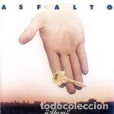 Discos de vinilo: ASFALTO – ¡¡AHORA!! - LP VINILO. Lote 151834814