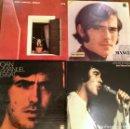 Discos de vinilo: JOAN MANUEL SERRAT, LOTE DE 4 VINILOS. Lote 151836386