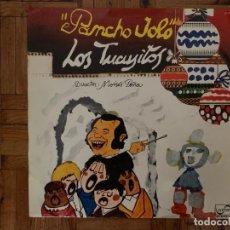 Discos de vinilo: LOS TUCUSITOS – PANCHO JOLO SELLO: NOVOLA – ZL-215 FORMATO: VINYL, LP, ALBUM, PROMO, STEREO . Lote 151843922